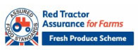 Red Tractor Assurance for Farms - Fresh Produce Scheme